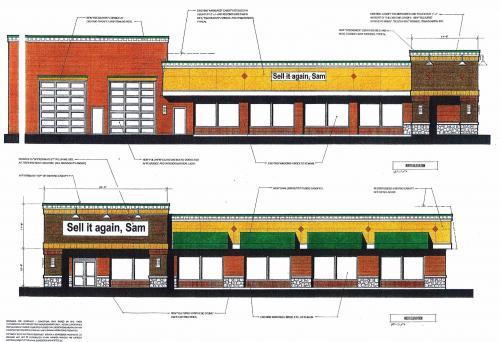 facade Renovation Richton Park, IL
